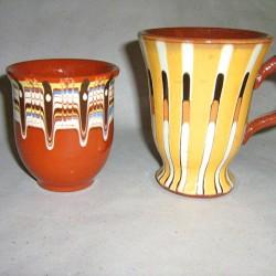 Чаши от троянска керамика