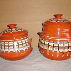 Гювечета от керамика в различни размери