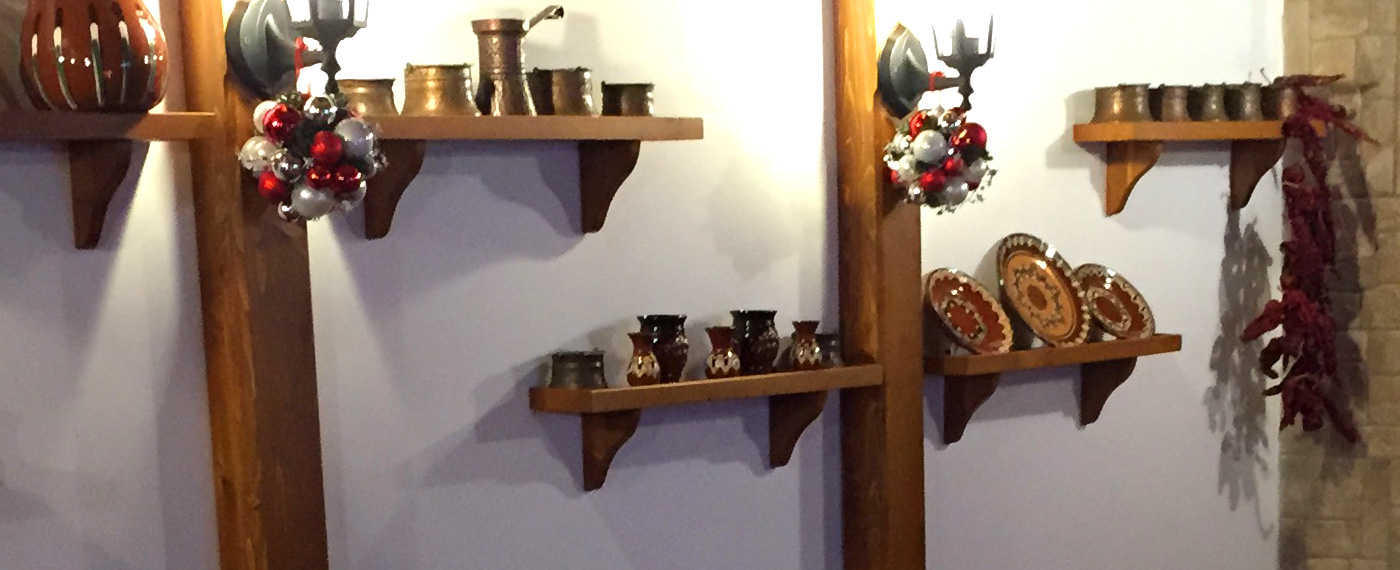 Троянска керамика - битова и сувенирна